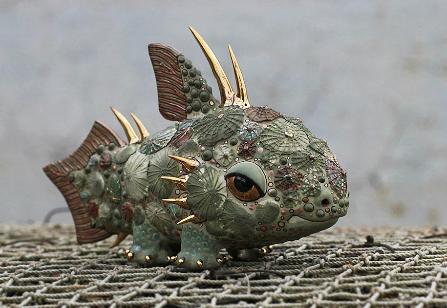 porcelain-sculptures-fantasy-animals-anya-stasenko-slava-leontyev-13