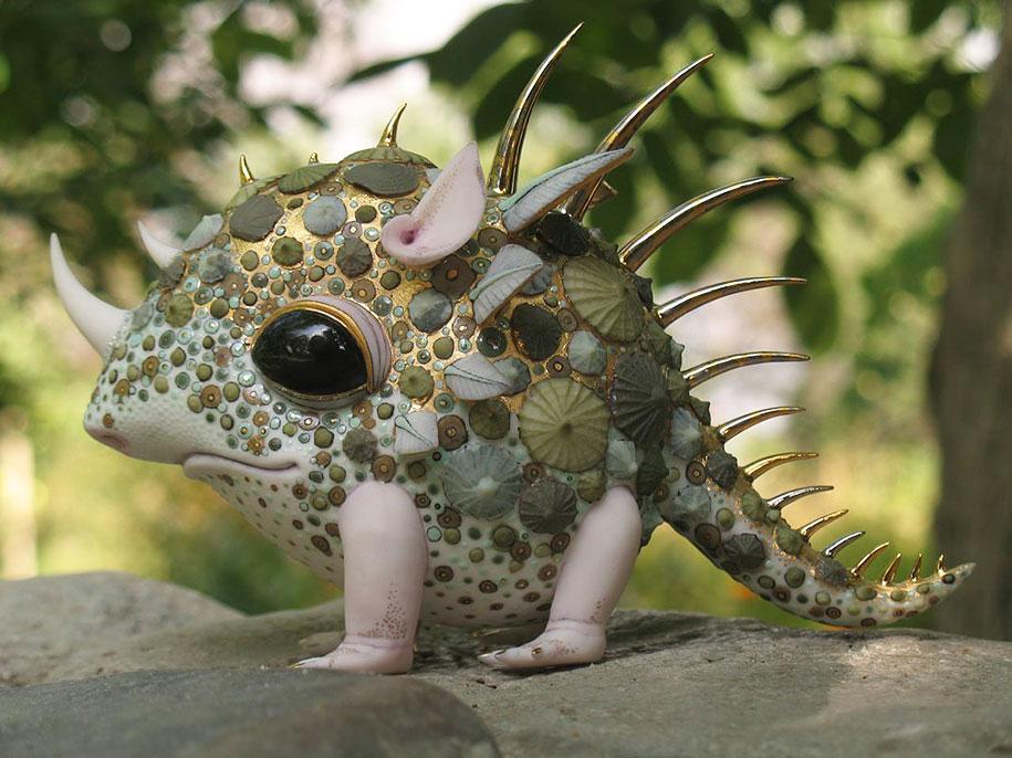 porcelain-sculptures-fantasy-animals-anya-stasenko-slava-leontyev-8