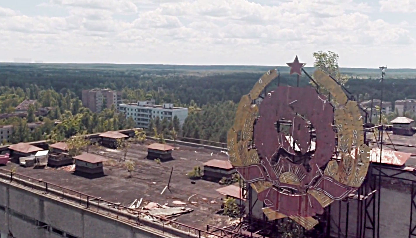 How to Visit Chernobyl foto