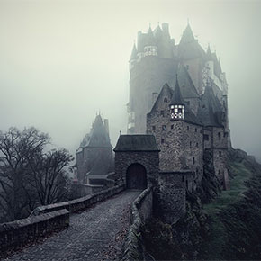Brothers Grimm-Inspired Landscape Photography By Kilian Schonberger