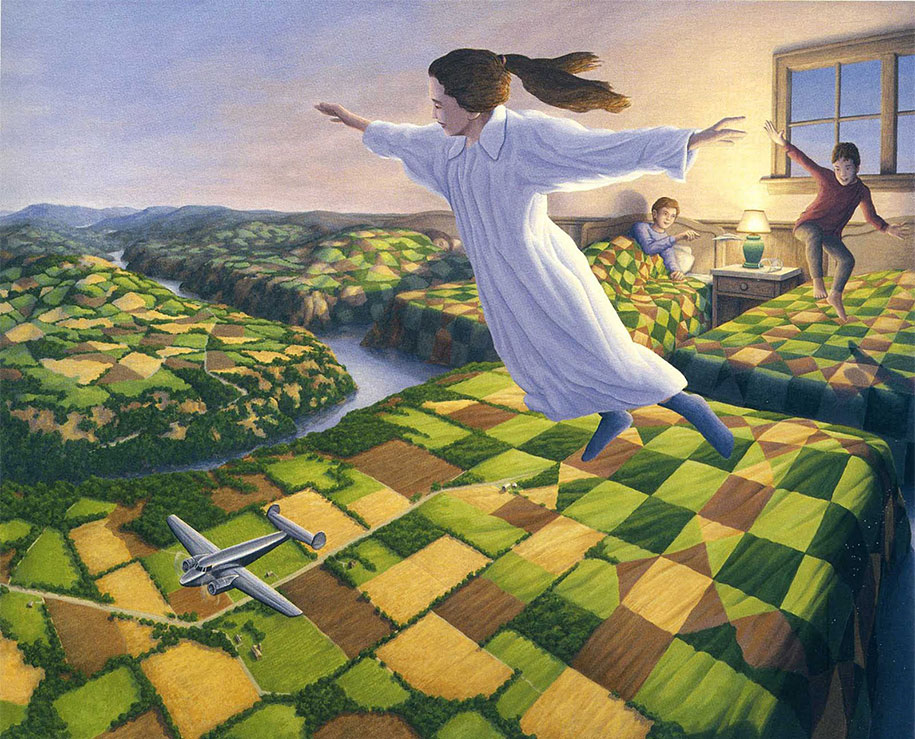 magic-realism-paintings-illusions-rob-gonsalves-3