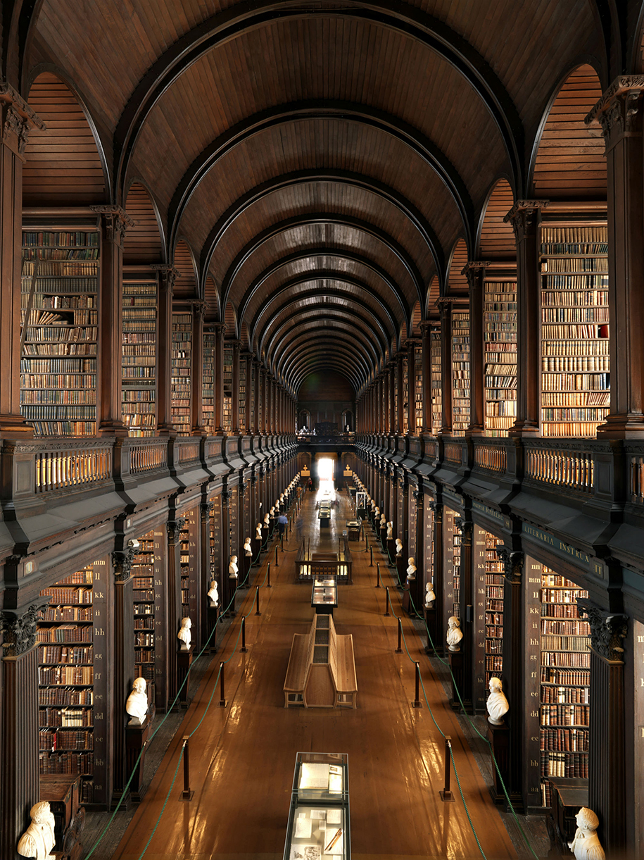 Trinity College Library Architecture Trinity College Library
