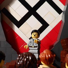 Teen Filmmaker Recreates Iconic Movie Scenes With LEGO In A - 15 awesome movie scenes recreated with lego