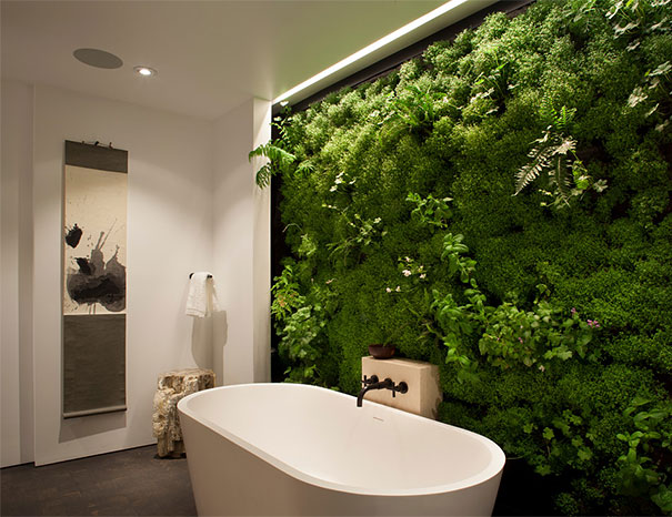 Plants Green Interior Design Ideas 16