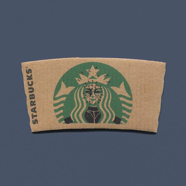 starbucks-cup-sleeve-art-pop-culture-characters-sleevebucks-17