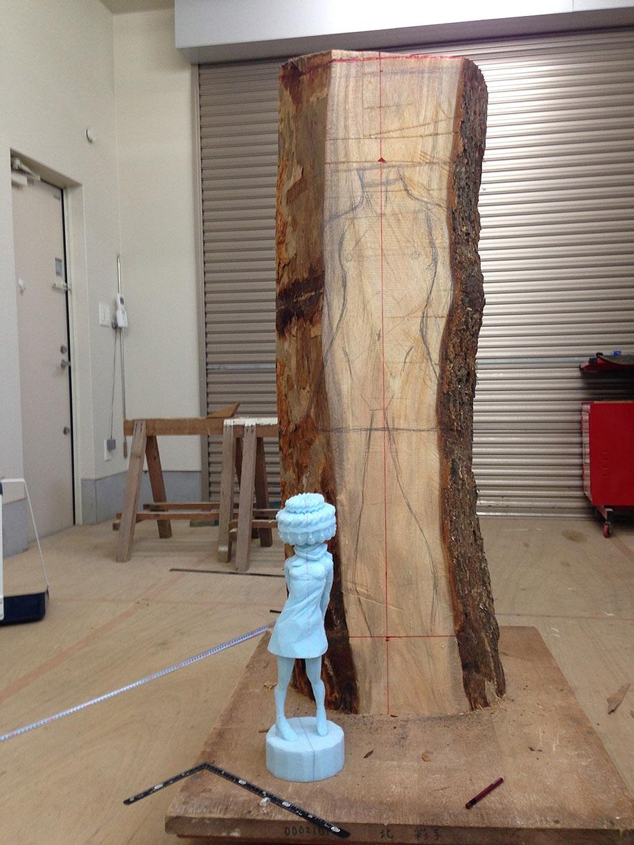 surreal-wooden-sculptures-yoshitoshi-kanemaki-14