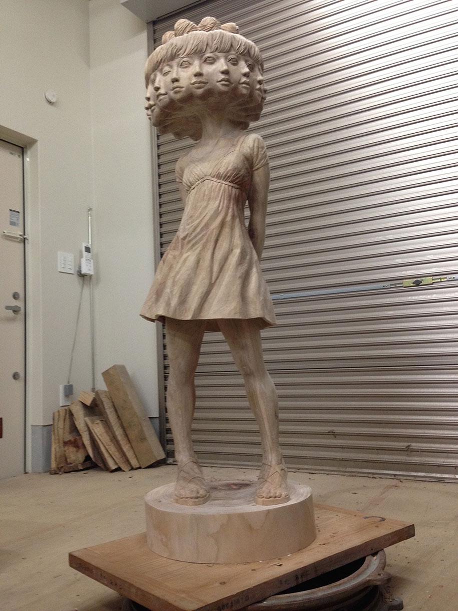 surreal-wooden-sculptures-yoshitoshi-kanemaki-15
