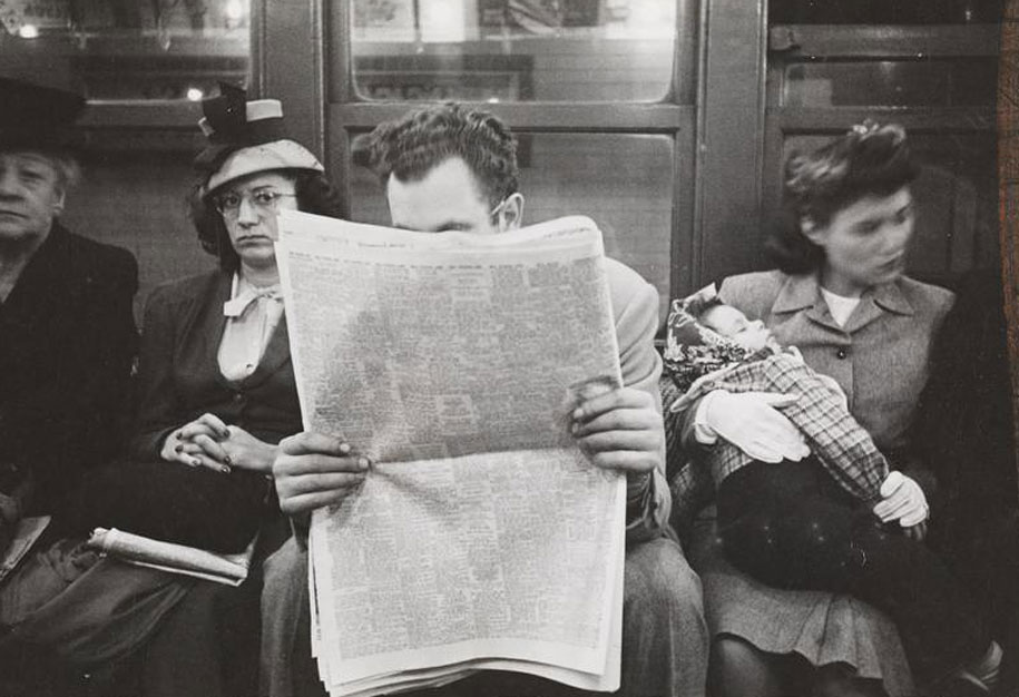 1946 new york subway captured by 17