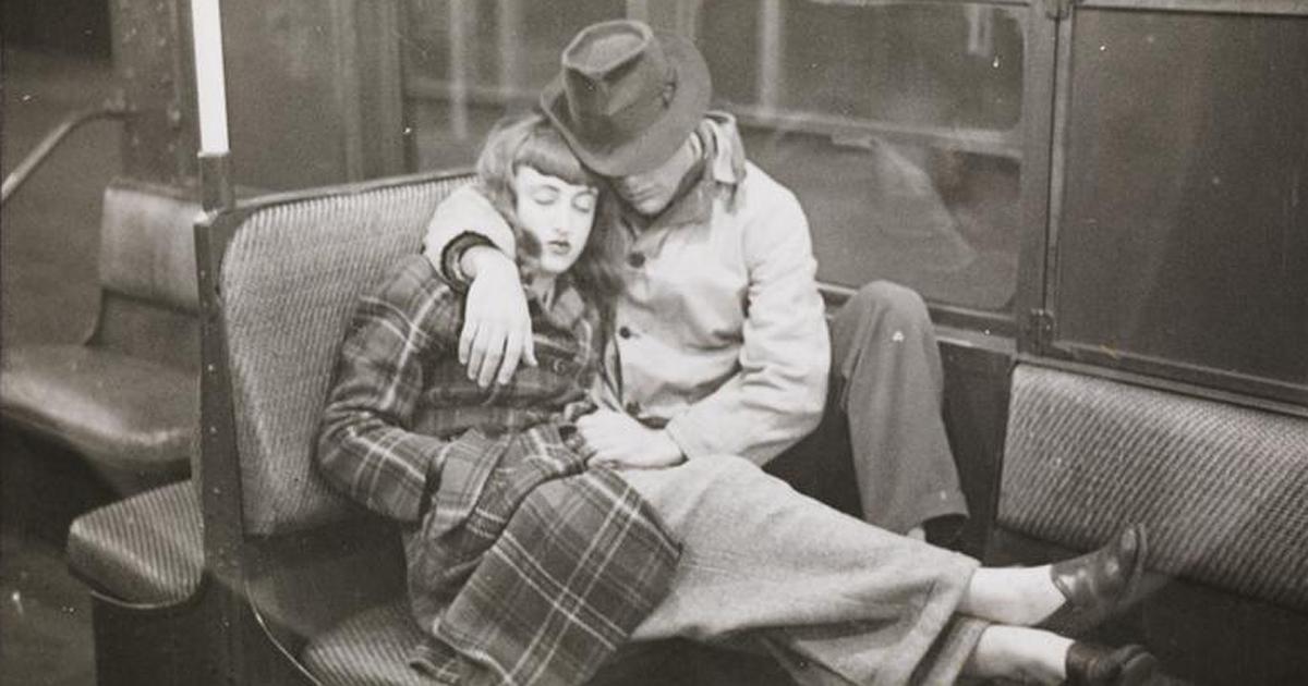 1946 New York Subway Captured By 17 Year Old Stanley Kubrick