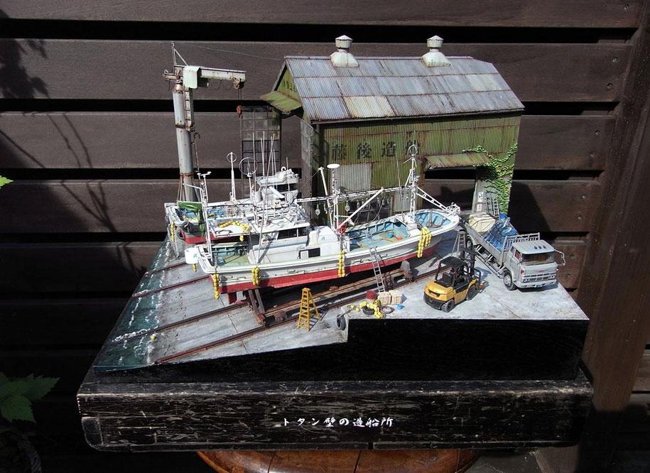amazing-miniature-diorama-tanks-mecha-satoshi-araki-10