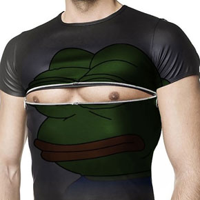 28 creative t shirt designs demonstrate that image on chest isnt the only choice