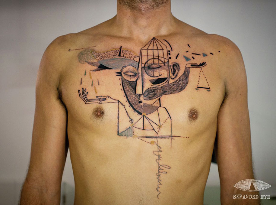 cubism-tattoos-expanded-eye-10