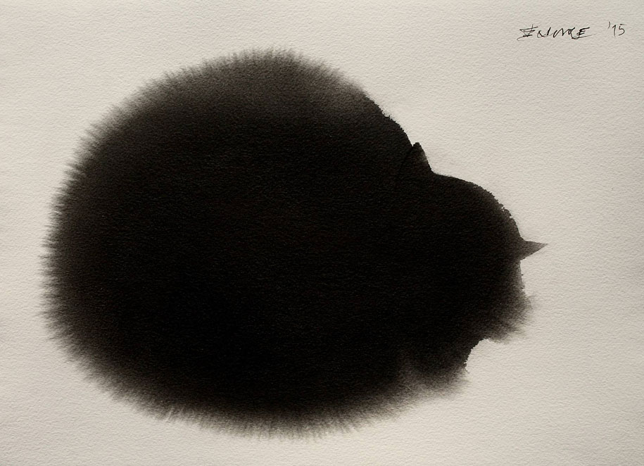 watercolor-cats-ink-paitings-endre-penovac-6