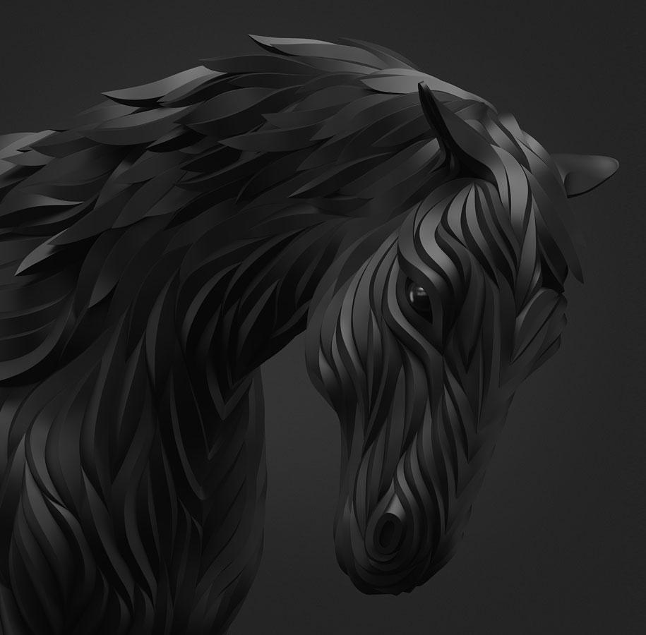 3d-geometry-animals-wolf-hoof-maxim-shkret-2
