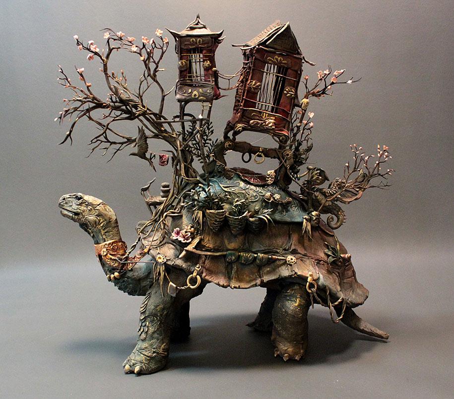 animal-plant-fusion-combination-sculpture-ellen-jewett-31