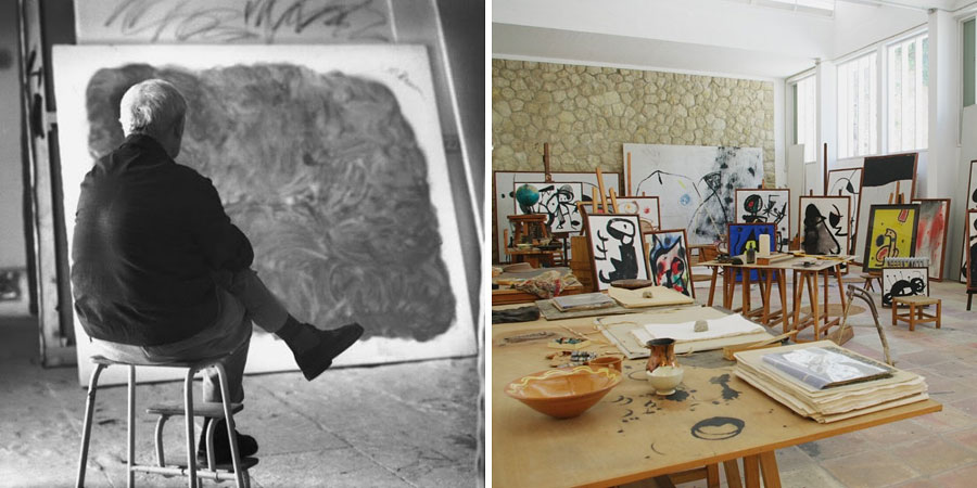 Art Great Famous Artists 100 Studios 6 2