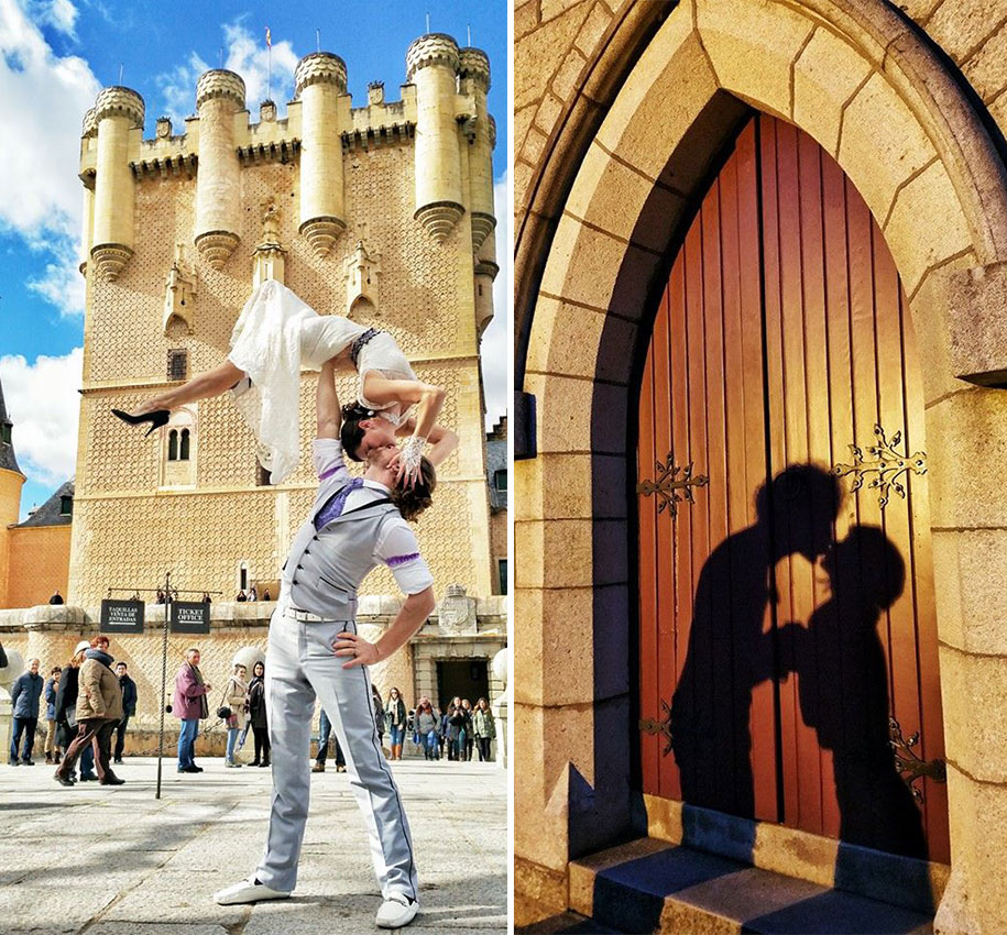 Top 10 Places To Travel As A Couple: Couple Travels The World To Get Married In 38 Different