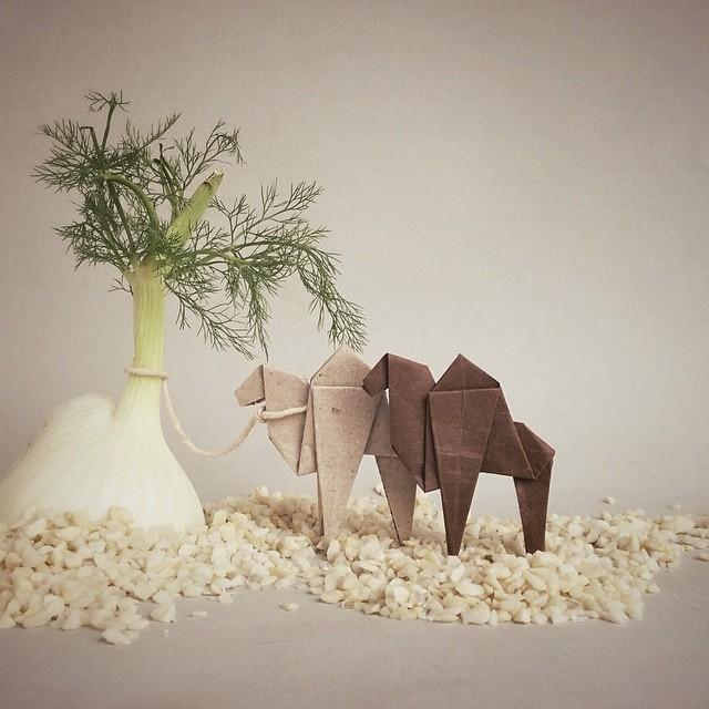 creative-origami-animal-scenes-wenlise-fold-wenche-lise-fossland-03