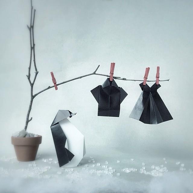 creative-origami-animal-scenes-wenlise-fold-wenche-lise-fossland-04