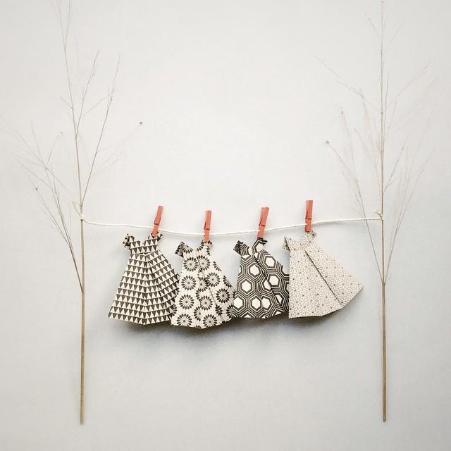creative-origami-animal-scenes-wenlise-fold-wenche-lise-fossland-29