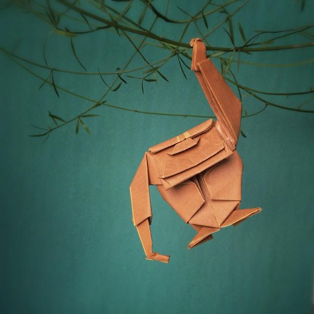creative-origami-animal-scenes-wenlise-fold-wenche-lise-fossland-41