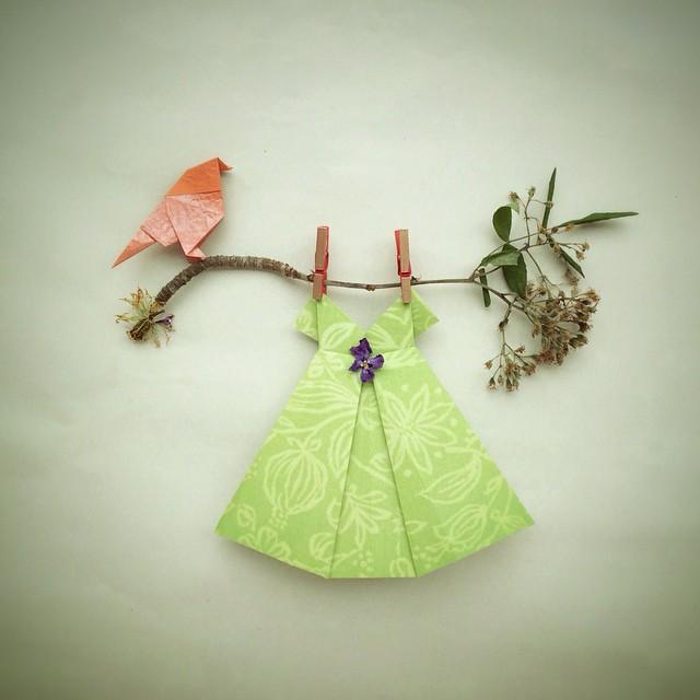 creative-origami-animal-scenes-wenlise-fold-wenche-lise-fossland-55