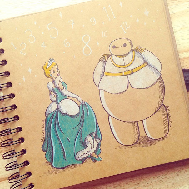disney-cosplay-big-hero-6-baymax-demetria-skye-1