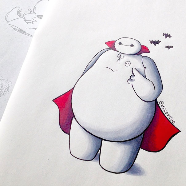 disney-cosplay-big-hero-6-baymax-demetria-skye-5
