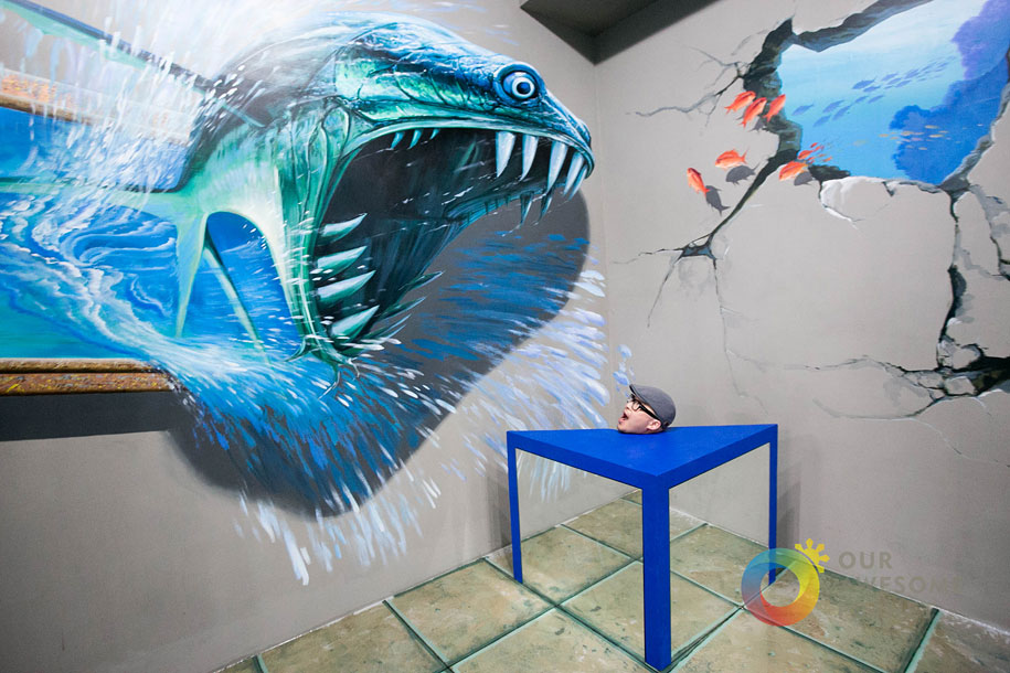 interactive 3d art museum in philippines lets you take a step into a