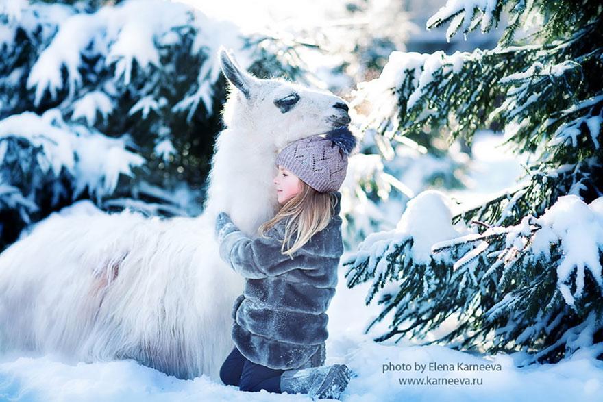 Russian Photographer Captures Adorable Photos Of Animals ...