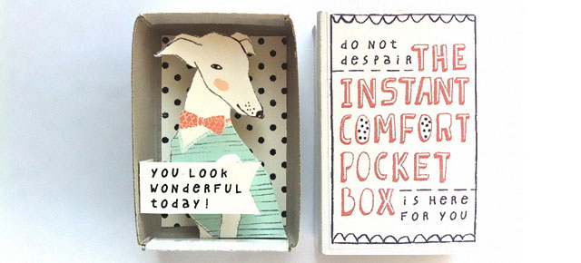 Tiny Boxes With Hidden Surprise To Make Others Happy