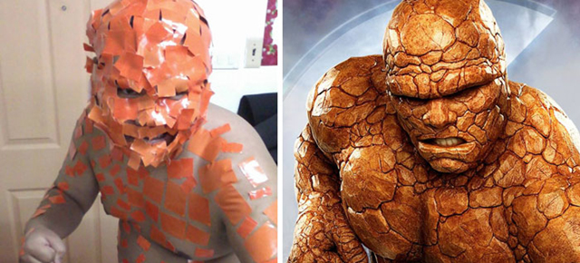 Cheap Cosplay Guy Creates Costumes From Low Cost Household Objects