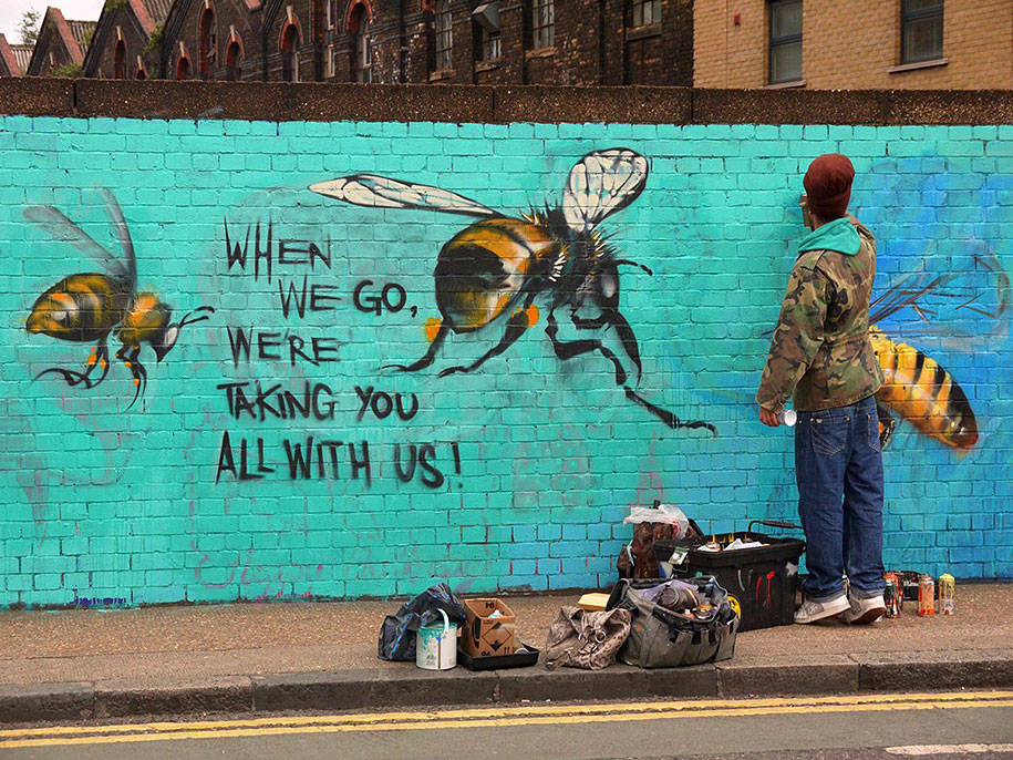 ecology-street-art-save-bees-louis-masai-london-02