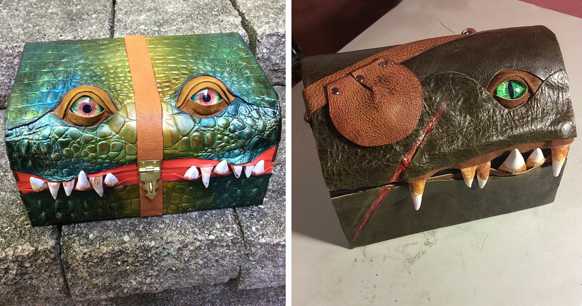 monster boxes for geeky travelers