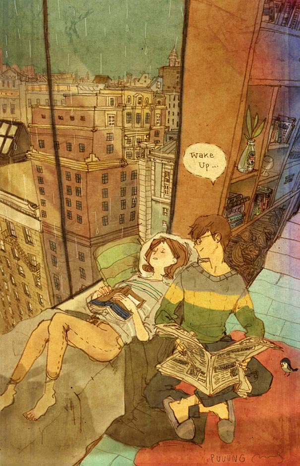 heartwarming-illustrations-art-sweet-love-couple-puuung-45