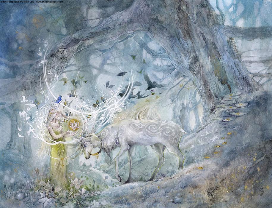 surreal-dreamlike-watercolor-paintings-stephanie-pui-mun-law-04