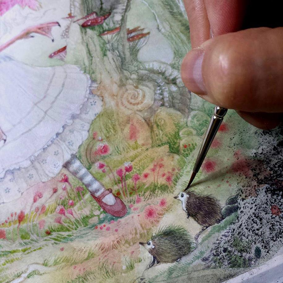surreal-dreamlike-watercolor-paintings-stephanie-pui-mun-law-09