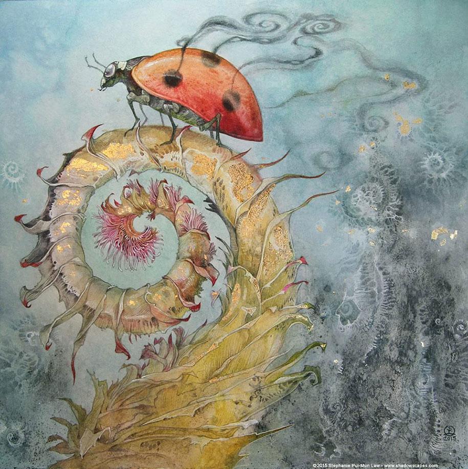 surreal-dreamlike-watercolor-paintings-stephanie-pui-mun-law-14