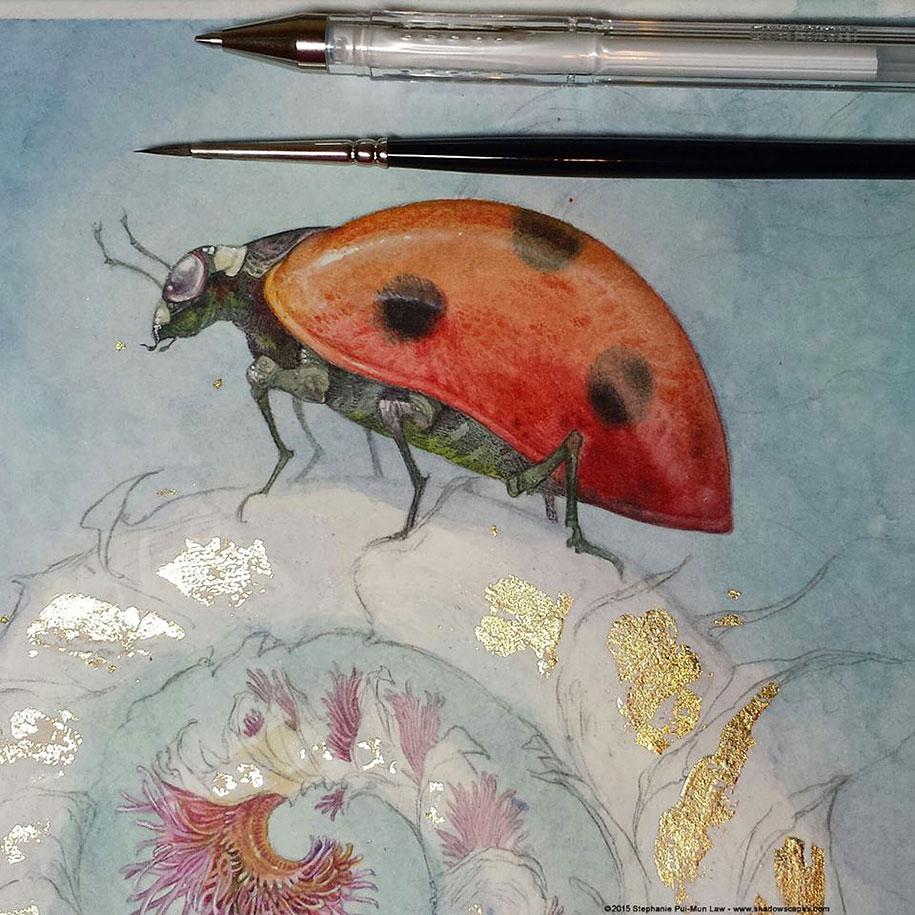 surreal-dreamlike-watercolor-paintings-stephanie-pui-mun-law-16