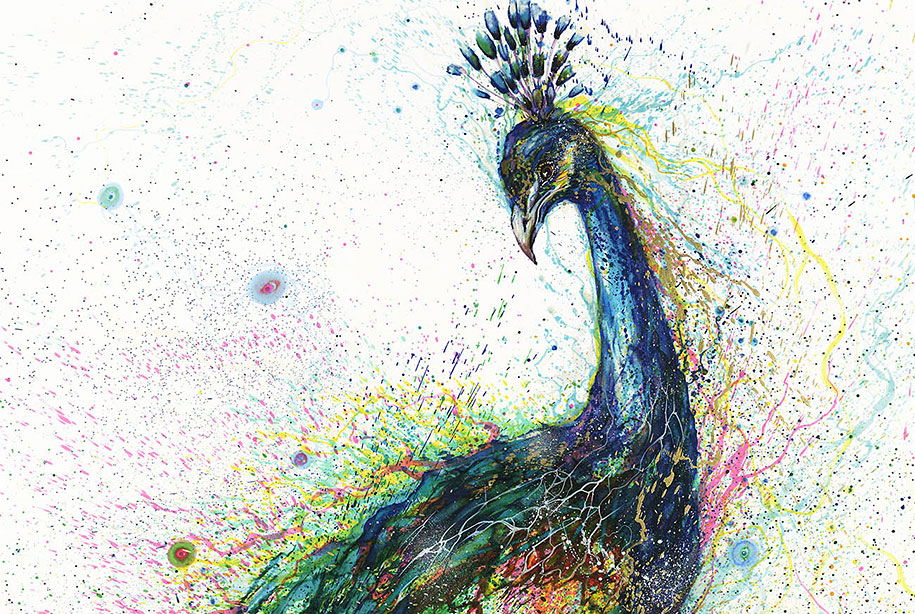 animal-paintings-ink-on-paper-hua-tunan-7