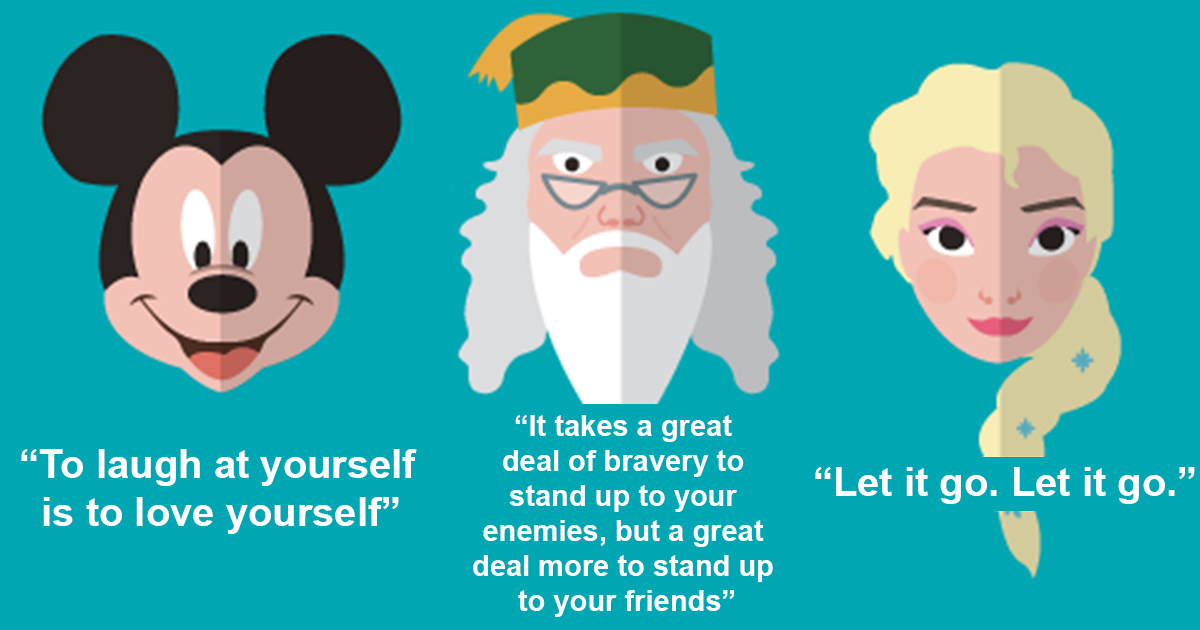 50 Inspiring Quotes From Your Favorite Cartoon Characters