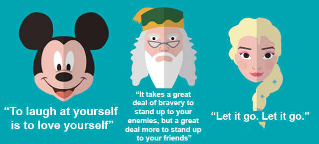 50 Inspiring Quotes From Your Favorite Cartoon Characters Demilked