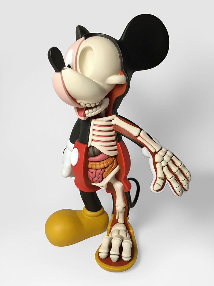 The Anatomy Of Your Favorite Childhood Toys Revealed By Jason Freeny