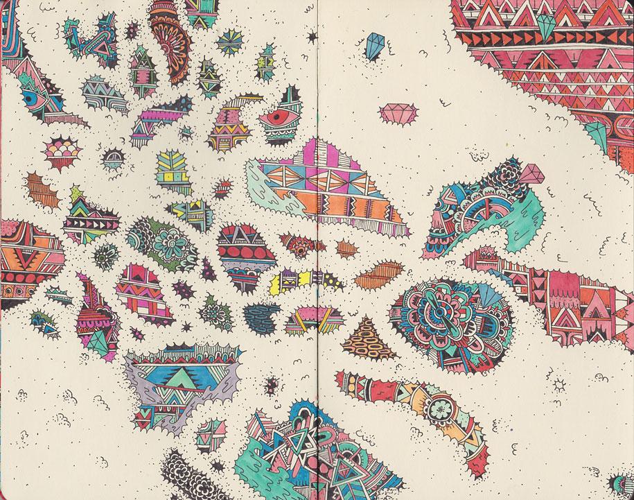 doodles-sketchbook-drawings-sophie-roach-03