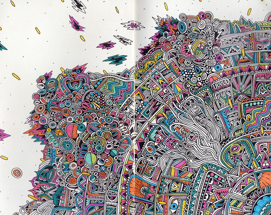 doodles-sketchbook-drawings-sophie-roach-11