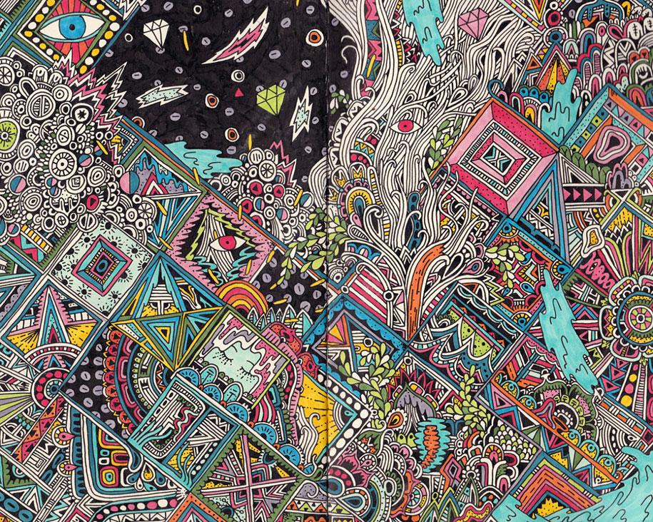 doodles-sketchbook-drawings-sophie-roach-13