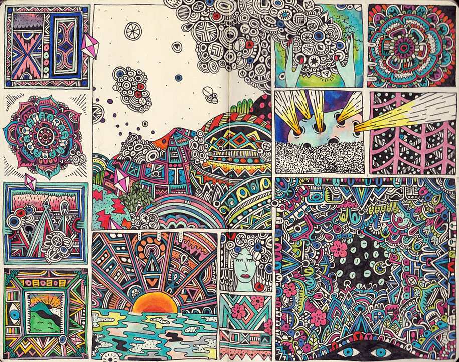 doodles-sketchbook-drawings-sophie-roach-14
