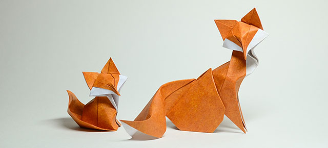 Vietnamese Artist Uses Rare Wet Folding Technique To Sculpt Difficult Curved Origami
