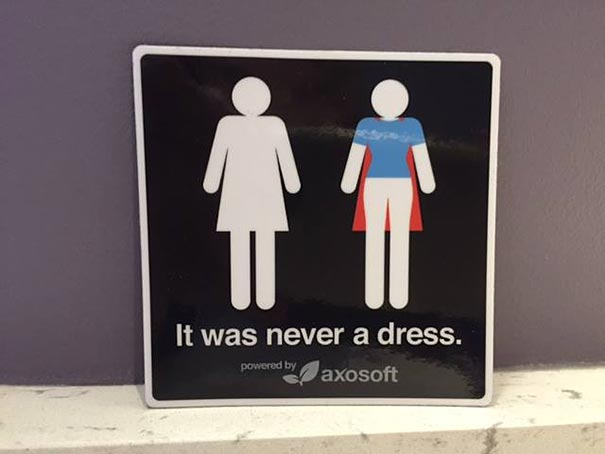 women-empowerment-bathroom-sign-it-was-never-a-dress-tania-katan-3