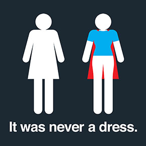 clever campaign will change the way you see womens bathroom signs forever - Womens Bathroom Sign